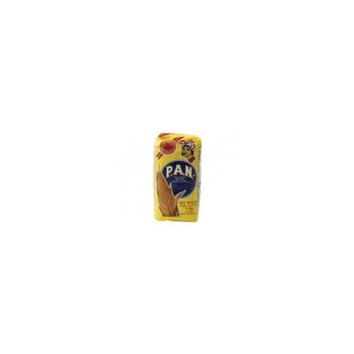 Farine de Maïs Blanc 1KG