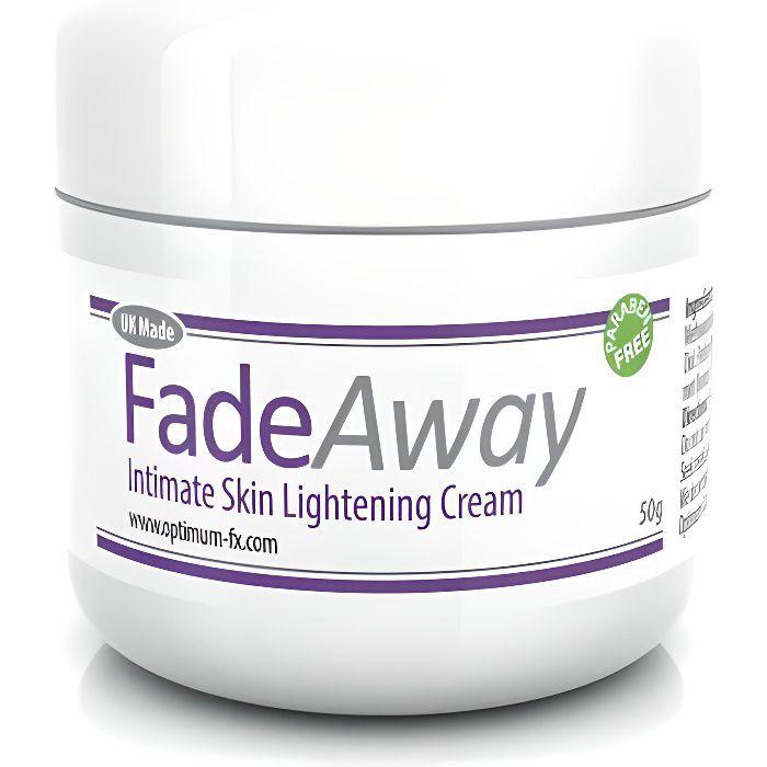 FadeAway Crème Éclaircissante Pour La Peau Intime Sans Paraben 50ml-SOIN SPECIFIQUE