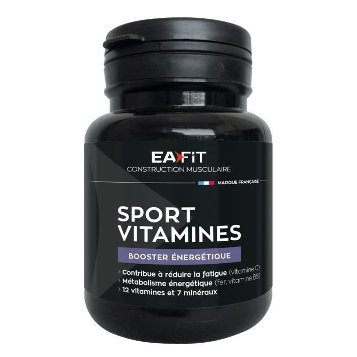 EAFIT Sport Vitamines - 60 gélules