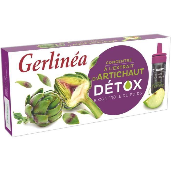 GERLINEA Concentré à l'extrait d'artichaut - 70 ml
