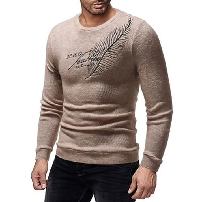 Pull hiver homme Pull à XXS