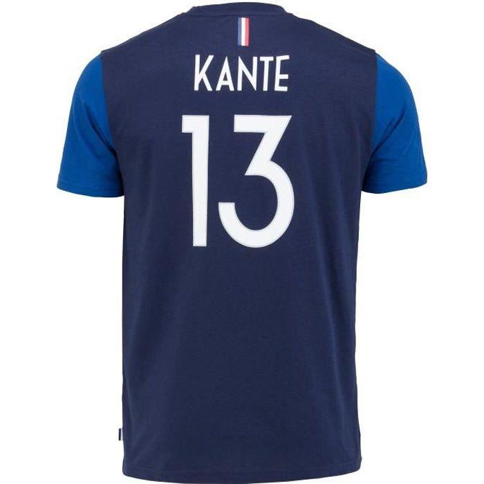 T-shirt FFF - N'Golo KANTE - Collection officielle Equipe de France de Football