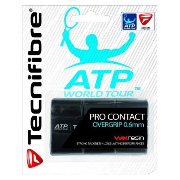 Tennis Tecnifibre Pro Contact Atp Blak