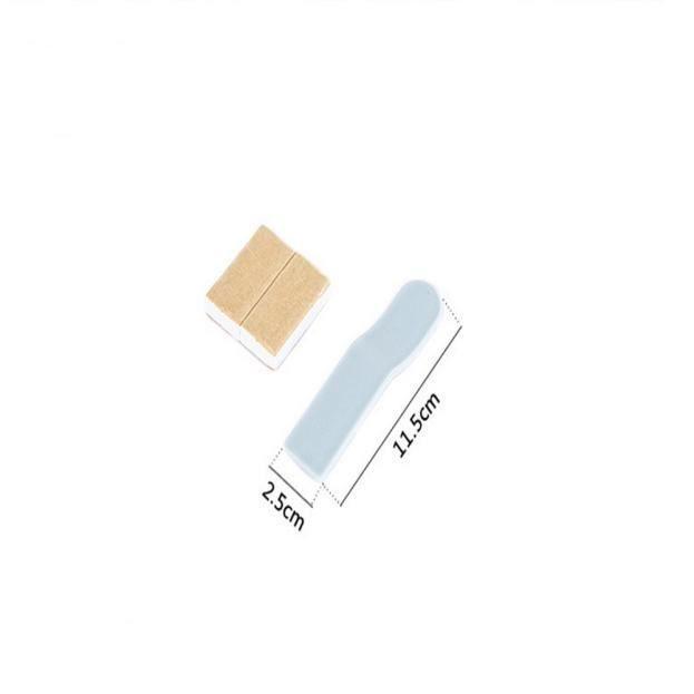 Neuf Bleu Ciel Plastique Siège De Toilette WC Siège De Toilette D Forme soft close soulevé