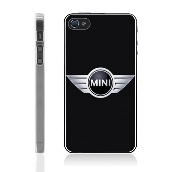 coque iphone 5 5s mini cooper achat coque bumper pas. Black Bedroom Furniture Sets. Home Design Ideas