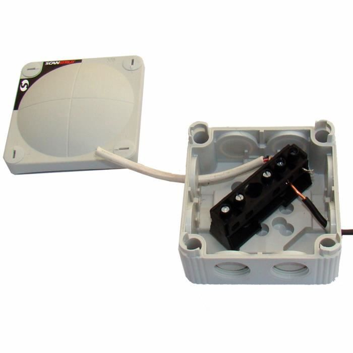 Scanstrut Standard Junction Box - IP66 - Bornes à vis 5 - SB-8-5-SCA