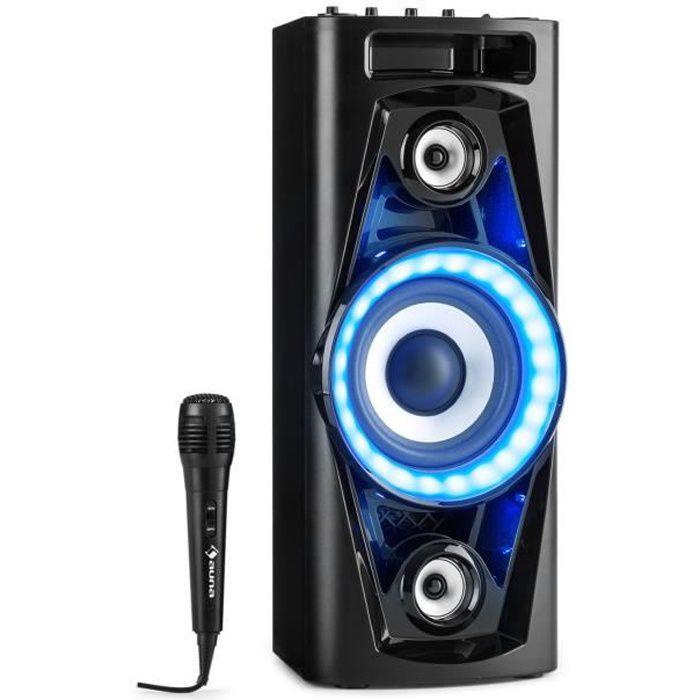Bluetooth Wireless Loud Speaker Party Portable USB FM Radio Bass Sound Woofer