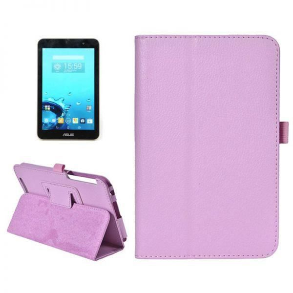 Housse asus cover flip memo pad 7 pouces holder rose for Housse asus memo pad 10