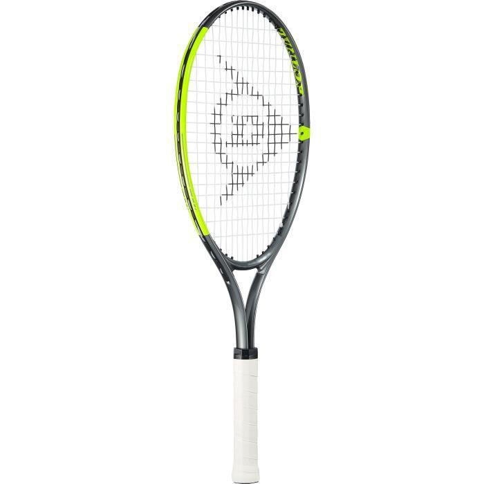 DUNLOP - Kit de tennis Junior CV Team 25 - Raquette/Sac à dos/ Balles