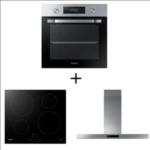FOUR SAMSUNG NV64R3571BS Four TWIN CONVECTION™ + NZ64M3