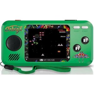 CONSOLE RÉTRO Console Portable Pocket Player - My Arcade - GALAG
