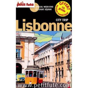GUIDES MONDE Lisbonne