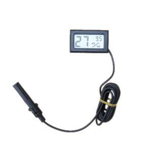 STATION MÉTÉO Thermomètre hygromètre température humidité mètre