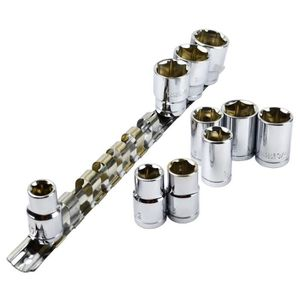 Alyco 192170 Porte-embout 1//4 en chrome-vanadium mat 25/mm