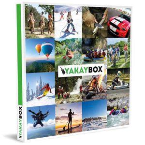COFFRET SPORT - LOISIRS YAKAYBOX - Box Cadeaux - Coffret Pilotage et friss