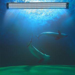 ÉCLAIRAGE 96CM Eclairage Aquarium LED, Rampe LED pour Aquari