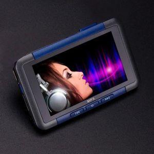 LECTEUR MP4 8 GB Slim MP3 MP4 MP5 lecteur de musique avec  4.3