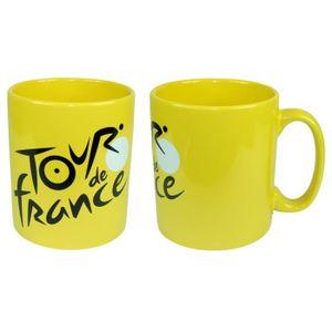 Le Tour de France Mug /à Pois de Cyclisme Collection Officielle