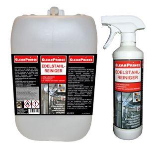 NETTOYAGE SOL Nettoyant pour acier inoxydable 2,5 litres
