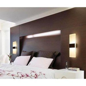 APPLIQUE  6W Applique Murale interieur LED Moderne Designe C
