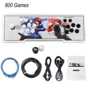 JOYSTICK JEUX VIDÉO Pandora's Box 800 en 1 Machine de jeu 4S TV jamma