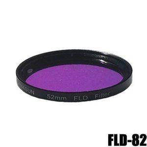 FILTRE PHOTO DynaSun Filtre lentille mince fluorescent FLD 82-m