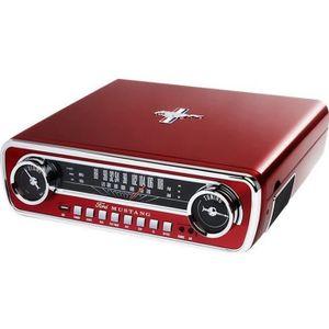 RÉCEPTEUR - DÉCODEUR   ION Mustang LP Système audio rouge