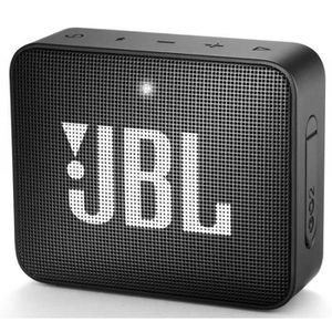ENCEINTE NOMADE Enceintes nomades JBL - GO 2 BLACK • Enceinte sans
