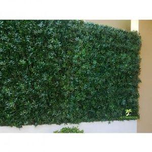 HAIE DE JARDIN Treillis feuilles de vigne vierge - hauteur 1 mètr