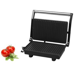 GRILL ÉLECTRIQUE MEDION® Grill contact panini (MD 17326), 1200 W, r