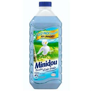 ADOUCISSANT MINIDOU Eco bambou - 1,875L