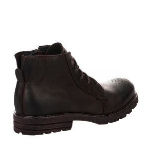 DERBY Bottines homme - KDOPA - Marron - 46