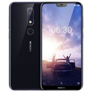 SMARTPHONE Nokia X6 4G Phablet 5.8 Pouces Android 8.1 4GB RAM