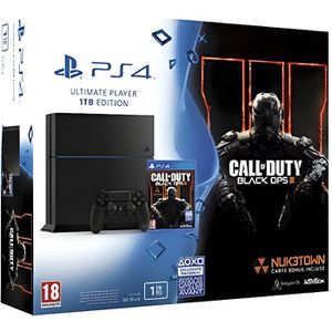 CONSOLE PS4 PS4 1 To + Call of Duty Black Ops III