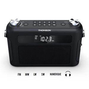 RADIO CD CASSETTE THOMSON RT440 Radio