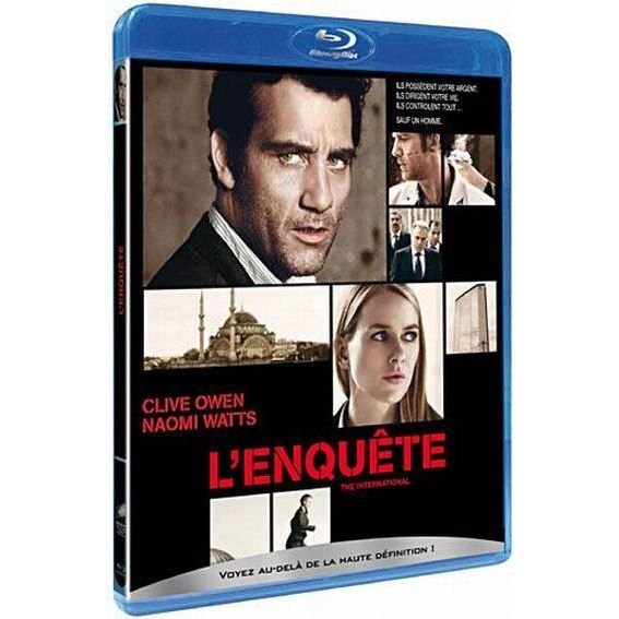 L'Enquête - The International [BLURAY 720p]