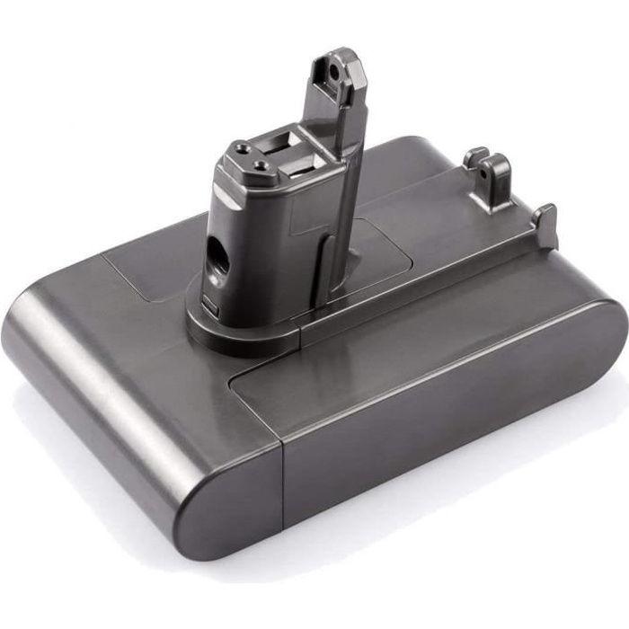 Type B 3000mAh Batterie pour Dyson DC45 DC34 Aspirateur Dyson DC43H DC35 DC31 DC44 17083-04 917083-01 17083-2811 (Pas Type A)