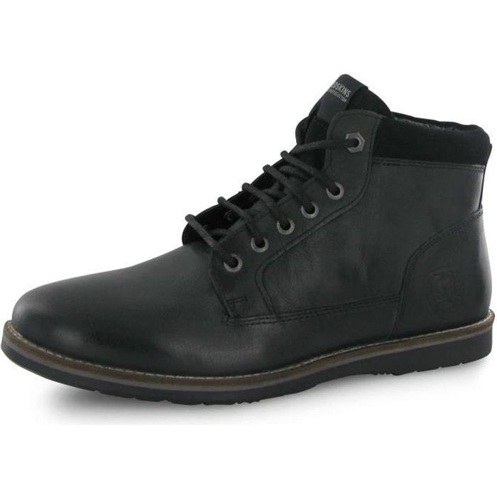 Redskins Babylone Noir, chaussures de ville / bateaux homme