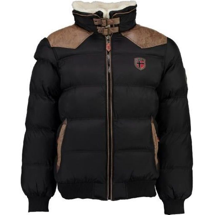 Doudoune Homme Geographical Norway Abramovitch 054 Noir