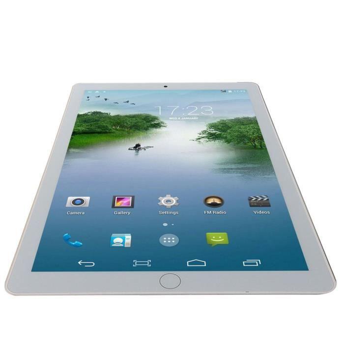 Tablet PC 10,1 pouces Dual SIM 4G Phone Tablet PC Mic WIFI 1+16G