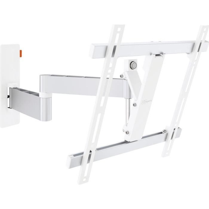 Vogel's WALL 3245 White - support TV orientable 180° et inclinable +/- 20° - 32-55- - 20kg max.