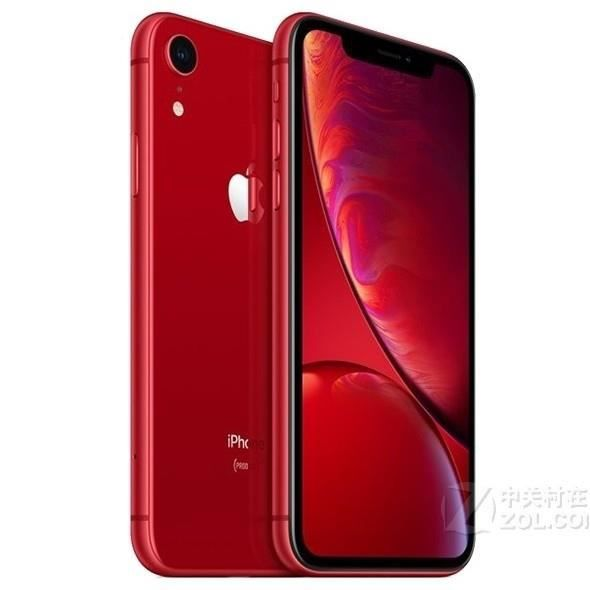 SMARTPHONE APPLE iPhone Xr 64 Go Rouge