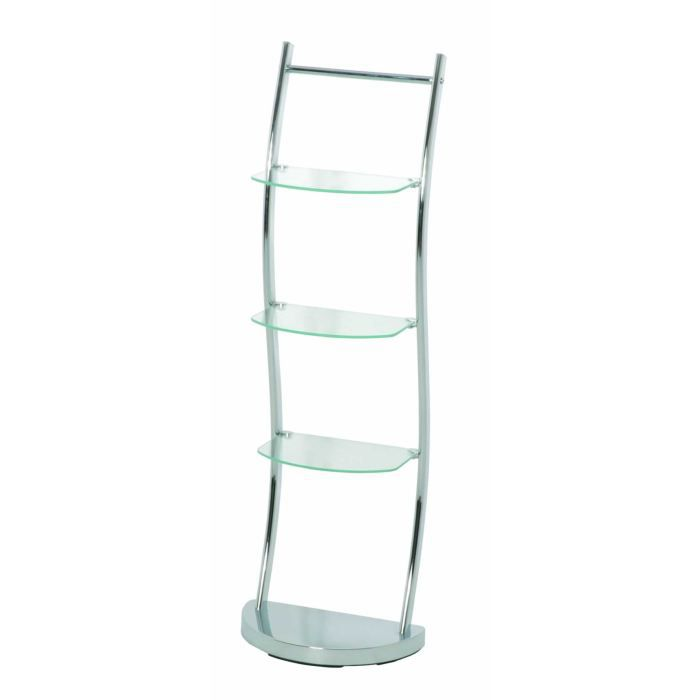 Etag re de salle de bain design vague achat vente for Etagere salle de bain design