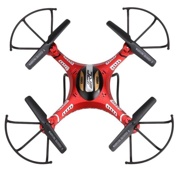 DRONE Avion RC Quadcopter avec HD 2.0mp caméra 4 canaux