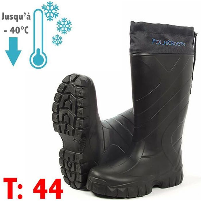 BOTTES THERMO POLAR BOOTS ( GRAND FROID ) T: 44