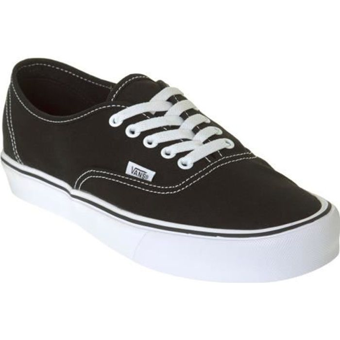 vans authentic lite noir