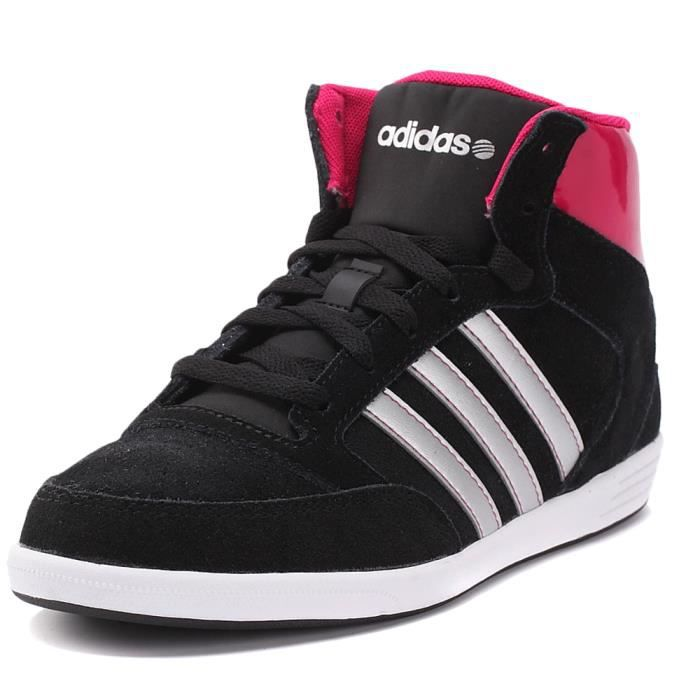 official photos 0af98 6b8c3 BASKET Chaussure Femme Hoops VL Mid Women. adidas Hoops VL Mid W ...