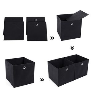 coffre de rangement linge achat vente pas cher. Black Bedroom Furniture Sets. Home Design Ideas