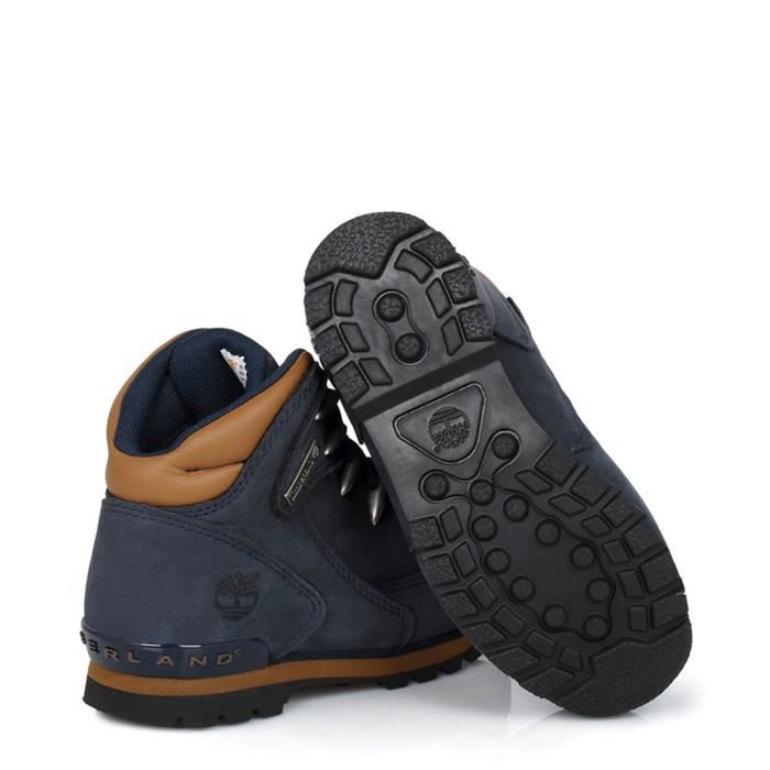 Euro Toddlers Botte Ankle Timberland Hiker Navy 1zHqHA8