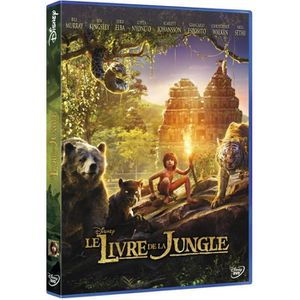 Dvd Disney Le Livre De La Jungle